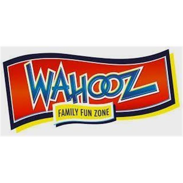 Wahooz Family Fun Zone for Two