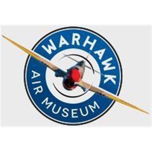 Family Membership to the Warhawk Air Museum