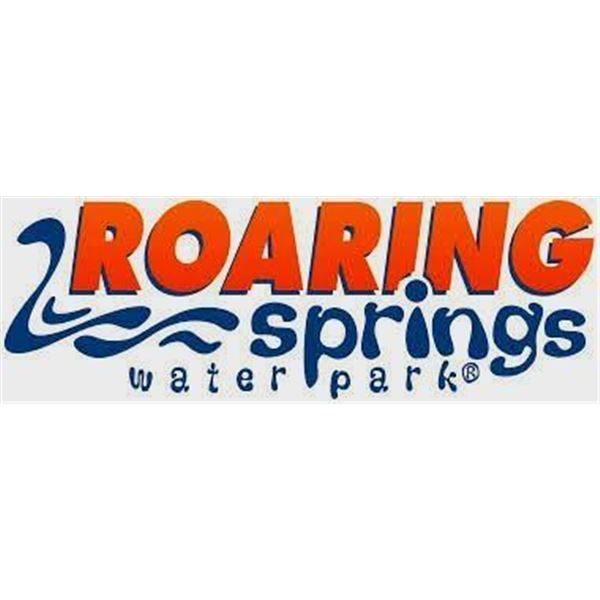Two Tickets to Roaring Springs Water Park