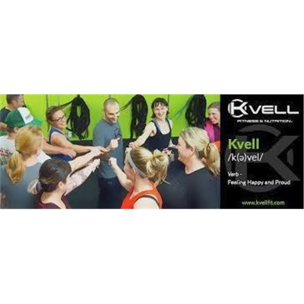 Unlimited Workout Sessions at Kvell Fitness