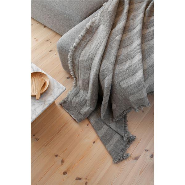Helle Wool Blanket from Fram Oslo (MADE IN NORWAY)
