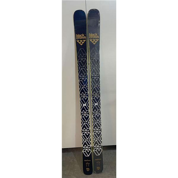Pair of Alpine Skis