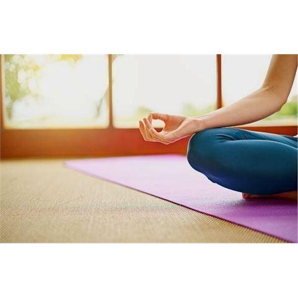 Zoom Yoga with Hailey Love, RIS Mandarin Teacher