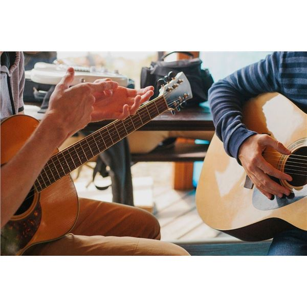Weekly Guitar Lessons with Dave Manion