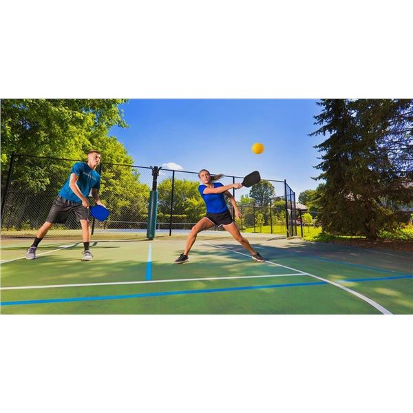 Pickle Ball Lesson for Two at The River Club