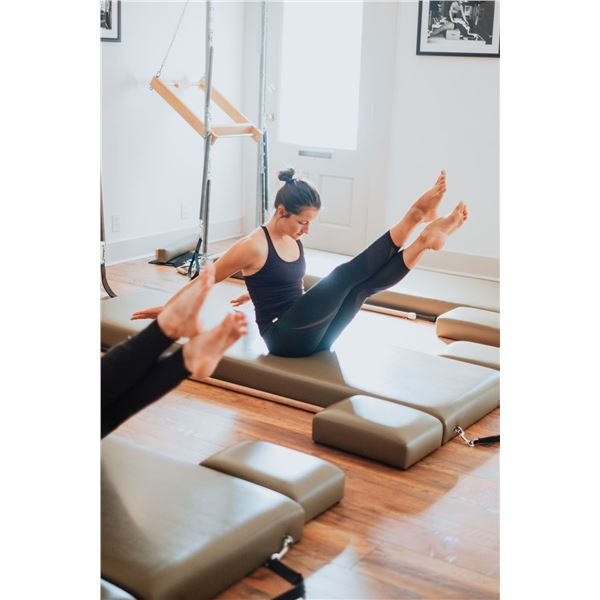 Two private sessions at Forte Pilates