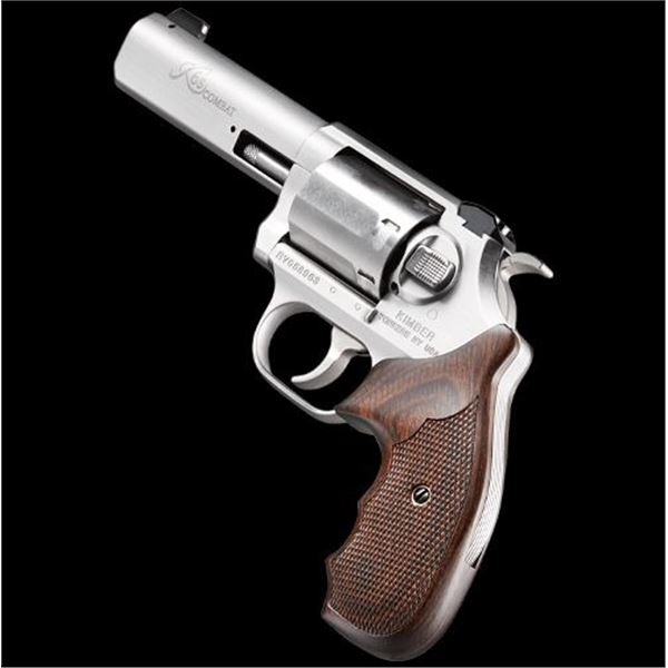 Kimber K6 Revolver