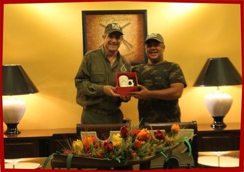 HP Win shooting adventures Argentina Bird Hunt in Cordoba. (Valued at $6,400.)