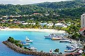 Caribbean Getaway for 7 Days, 6 Nights for 2 People