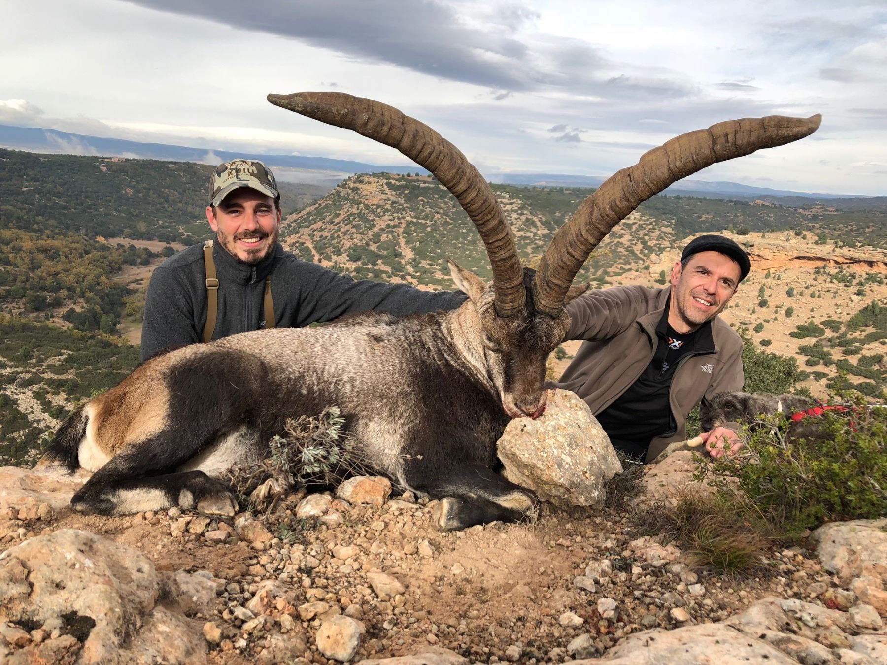 Big Game Hunt for 1 in Barcelona donated by Pablo Carol