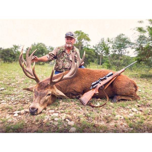 L& L Adventures donates a Trophy Exotic Hunt for 2-5 hunters