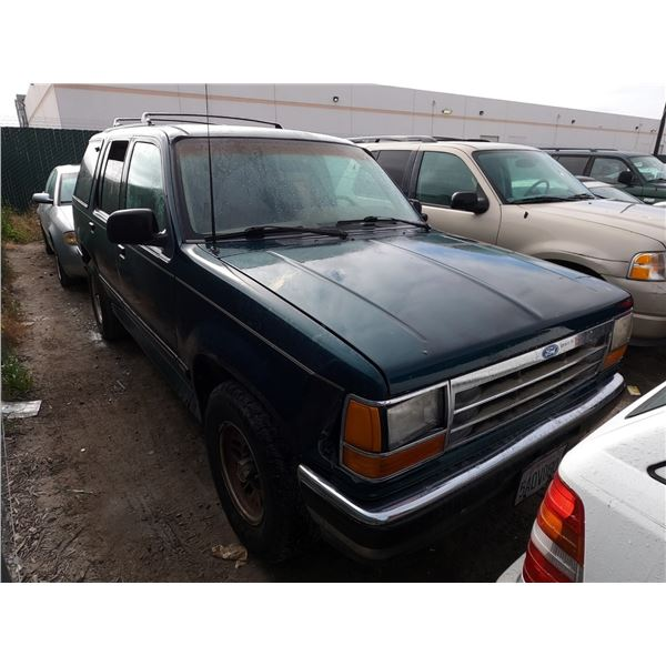 FORD EXPLORER 1994 APP  DUP/T-DON