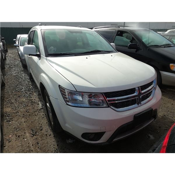DODGE JOURNEY 2011 L/S-DONATION