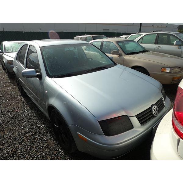 VW JETTA 2003 T