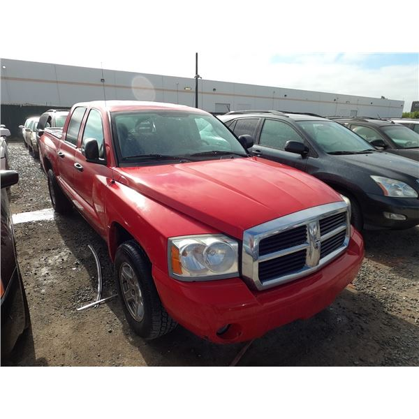 DODGE DAKOTA 2006 T-DONATION