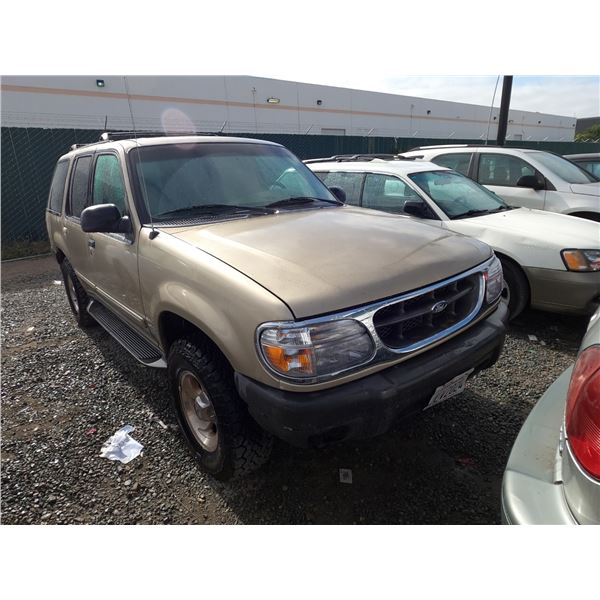 FORD EXPLORER 2000 T-DONATION
