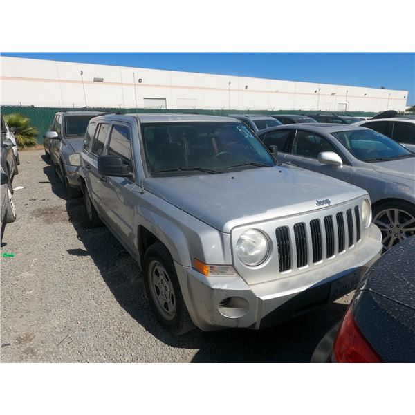 JEEP PATRIOT 2010 T