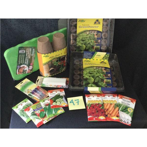 Veggie Garden Starter
