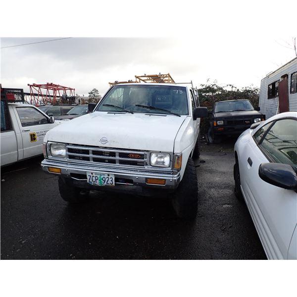 1990 Nissan D21
