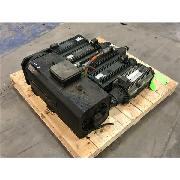 LOT OF INDRAMAT MOTOR *PART #'S PICTURED*