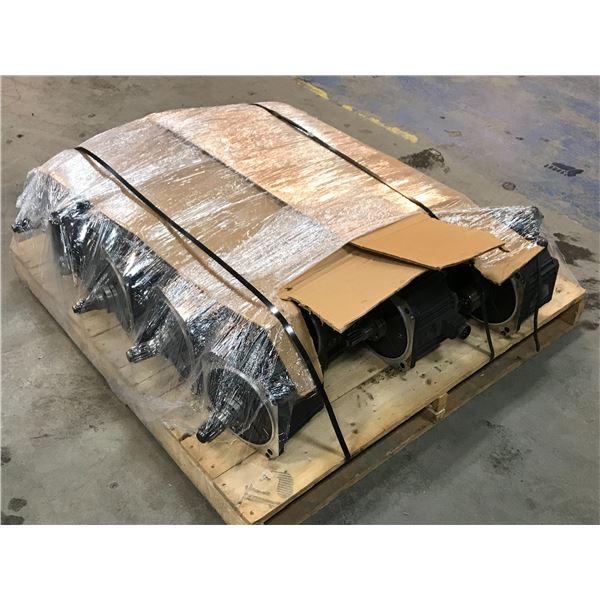 LOT OF NACHI MFM452Q3V SERVO MOTOR