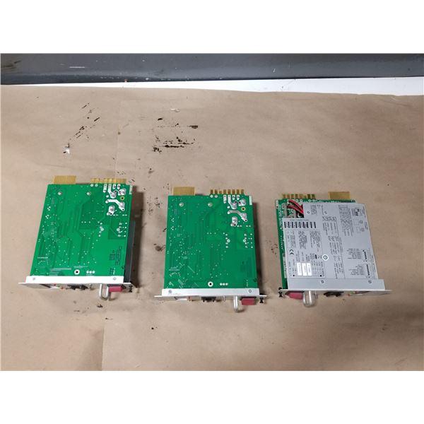 (3) DME SSM-15-12 TEMP CONTROLLER CARD