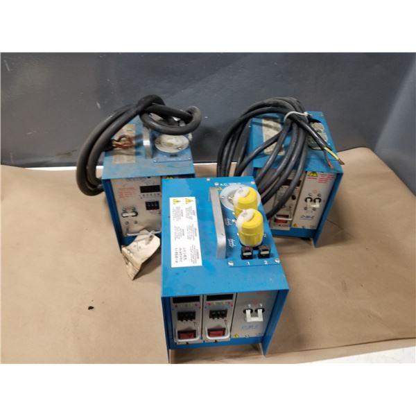 (3) DME MFFPR2G TEMP CONTROLLER MODULE