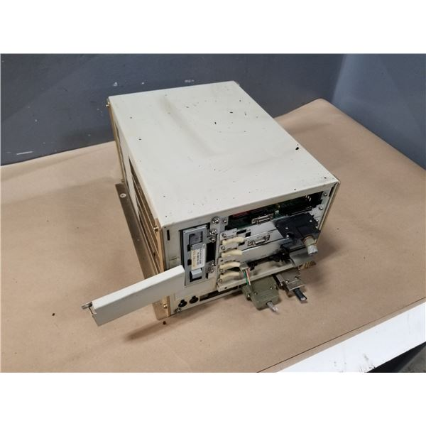 NEC CONTROL CHASSIS (PART # UNKNOWN) INCLUDES NEC FC-9821XA-HD1 HARD DRIVE *SEE PICS FOR DETAILS*