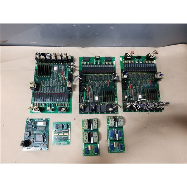 LOT OF MISC SEIKI CIRCUIT BOARDS *SEE PICS FOR PART #S*