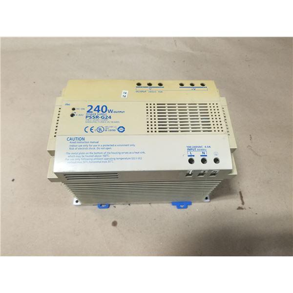 IDEC PS5R-G24 POWER SUPPLY