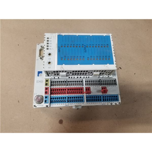 REXROTH INDRAMAT EMD-B16.1-DC024N RELAY UNIT