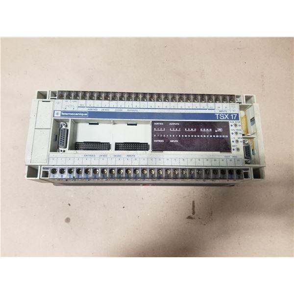 TELEMECANIQUE TSX1724012 CONTROLLER