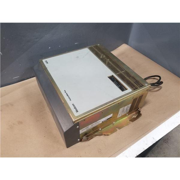 MODICON 557VIC12430 DISK DRIVE (DAMAGED MOUNT BRACKET) *SEEPICS FOR DETAILS*