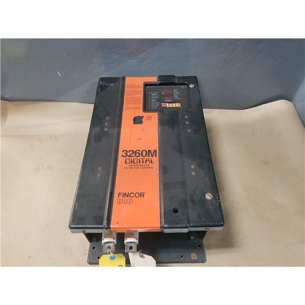 FINCOR IMO 3261 DC MOTOR CONTROLLER