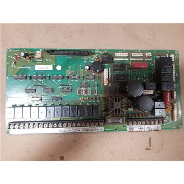 PANASONIC ZUEP52092 CIRCUIT BOARD