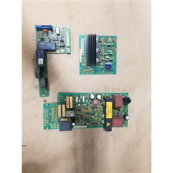 LOT OF INDRAMAT CIRCUIT BOARDS *SEE PICS FOR PART #S*