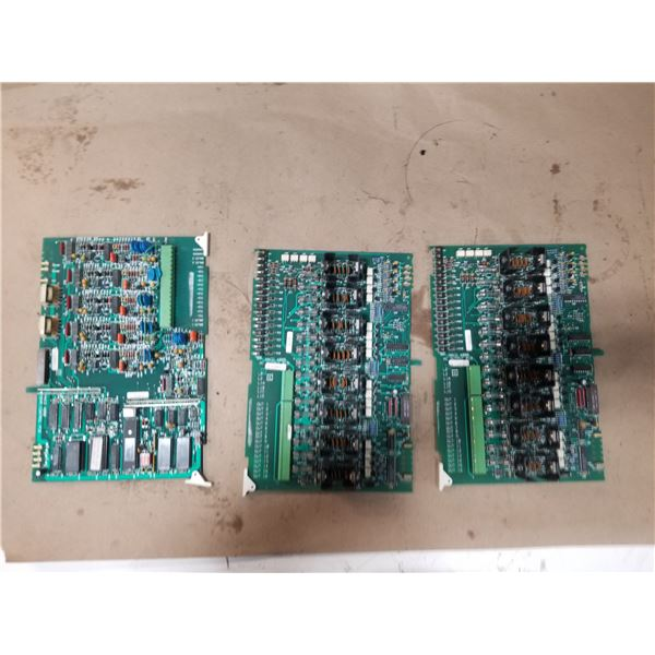LOT OF MISC BARBER COLMAN CIRCUIT BOARDS *SEE PICS FOR PART #S*