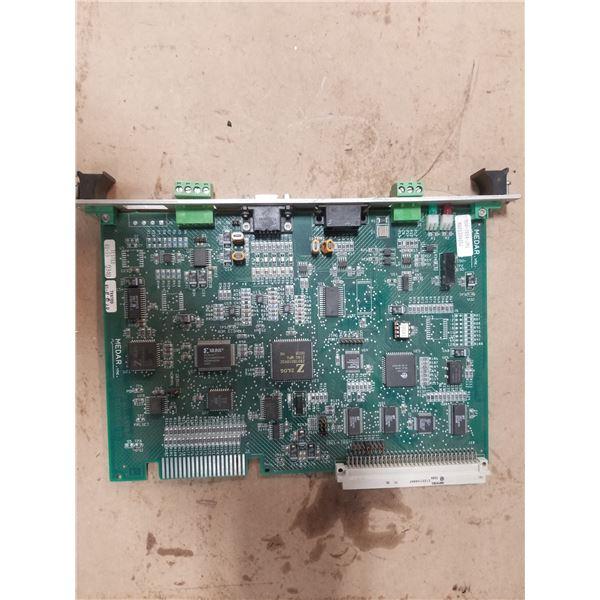 MEDAR 900-7854-2M1 CIRCUIT BOARD