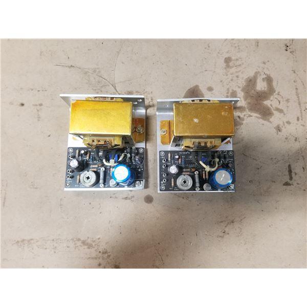 (2) SOLA 81-24-180-02 POWER SUPPLY