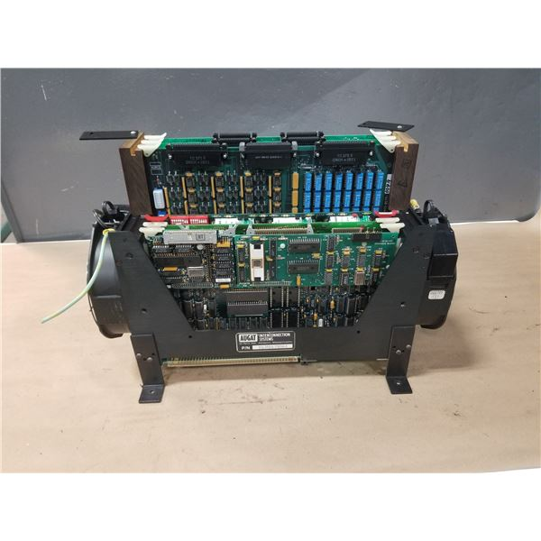 AUGAT 70-MB4-7508.1 CONTROL UNIT W/ CIRCUIT BOARDS *SEE PICS FOR DETAILS*