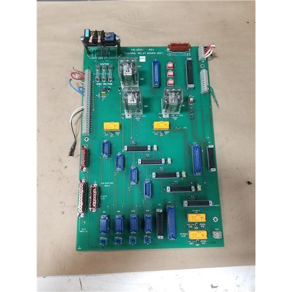 HURCO 415-0224-001 CONTROL RELAY BOARD