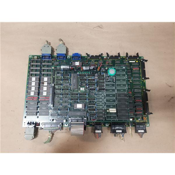 SEIKI 01-04-04 (S16-II) CIRCUIT BOARD W/ SEIKI 01-19-01 RAM DISK BOARD