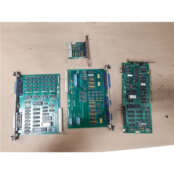 LOT OF MISC AUTOCON CIRCUIT BOARDS *SEE PICS FOR PART #S*
