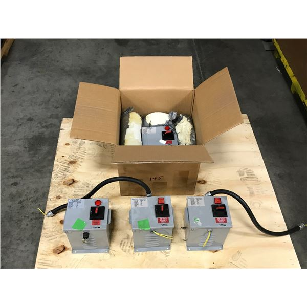 LOT OF DAYKIN TRANSFORMER *PART #'S PICTURED*