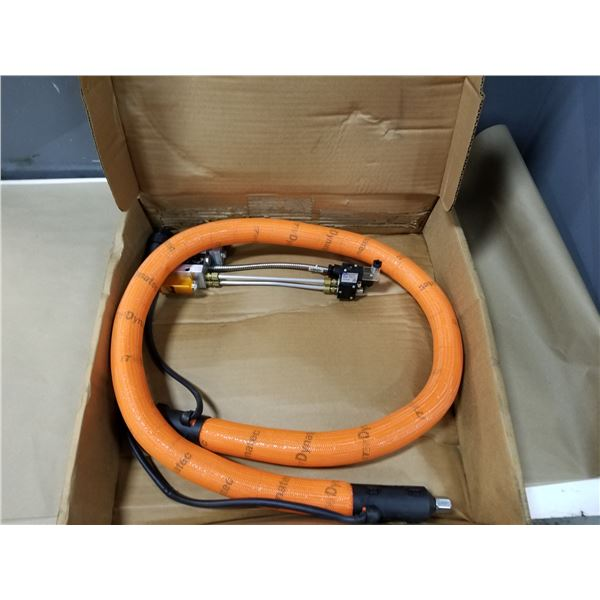 GLUE MACHINERY CORP GLUE MACHINE HEADER ASSEMBLY *SEE PICS FOR DETAILS*