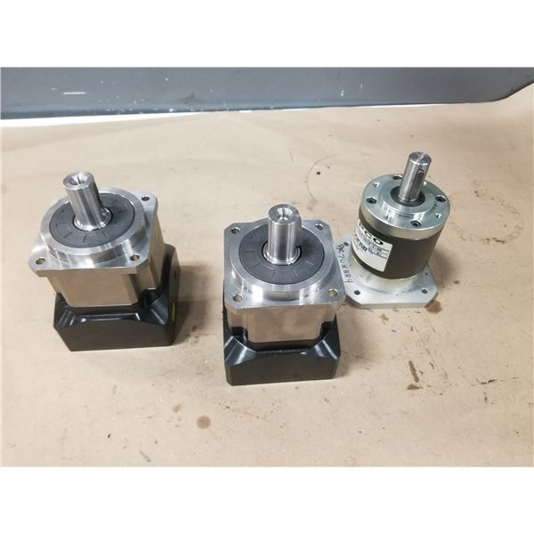 LOT OF GEAR REDUCER *SEE PICS FOR PART #S*