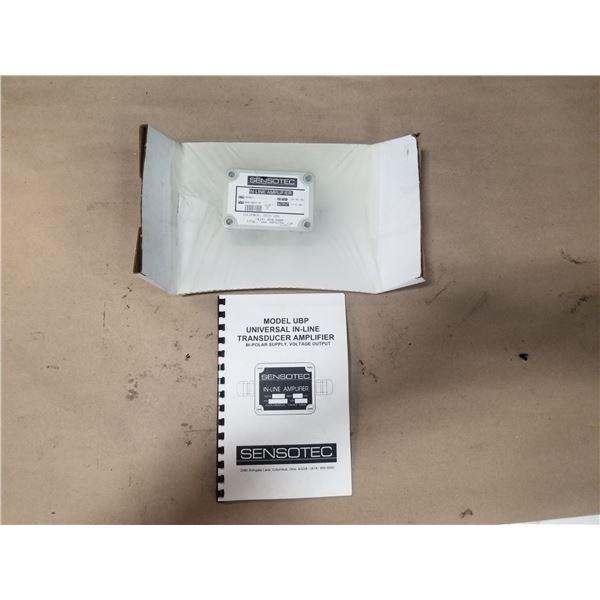 SENSOTEC 060-6827-01 IN-LINE AMPLIFIER
