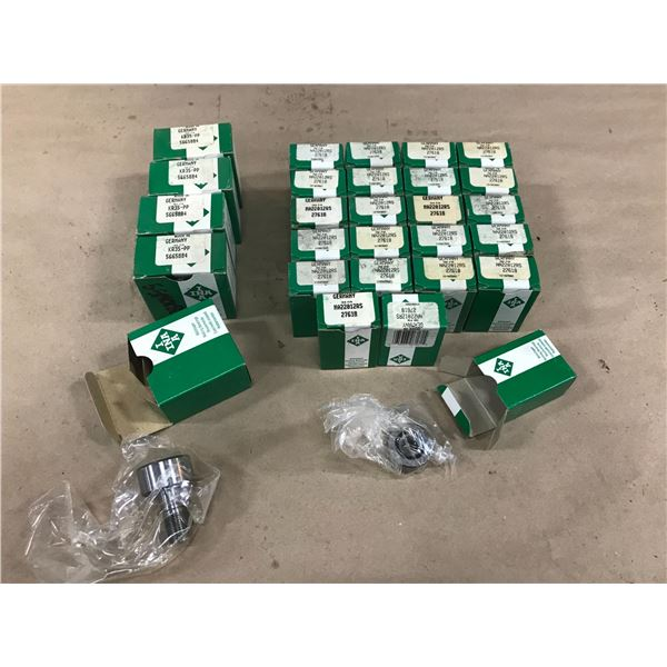 LOT OF INA KR35-PP / MA22012RS BEARING