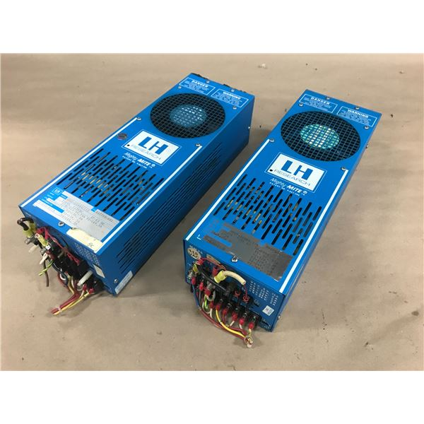LOT OF LH RESEARCH MM25-E0885/115 POWER SUPPLY