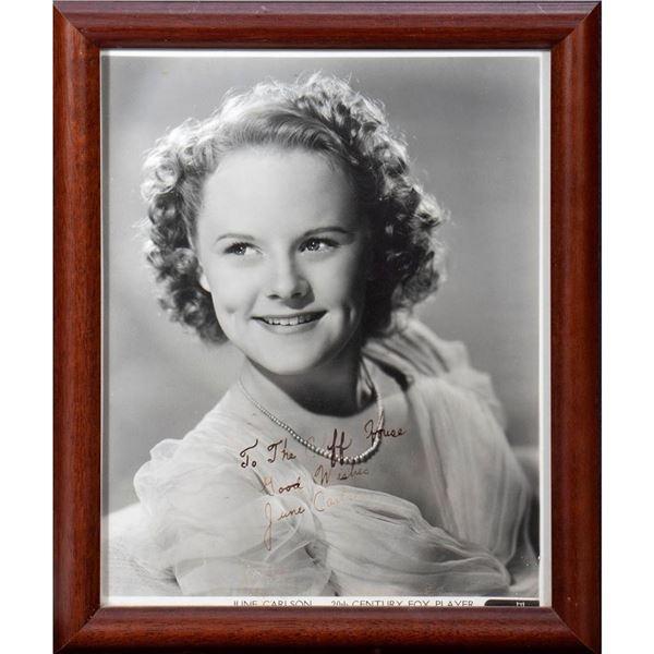 June Carlson